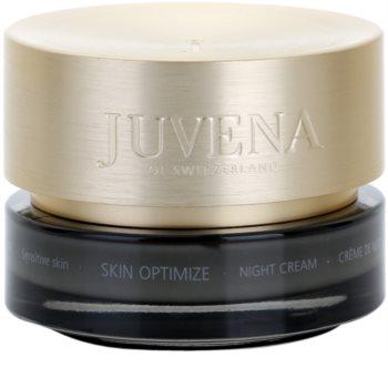 Juvena Skin Optimize Nachtcreme für empfindliche Haut
