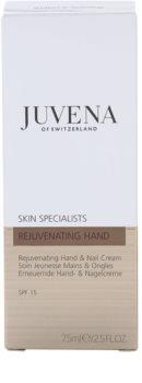 Juvena Specialists crema protectora para manos y uñas