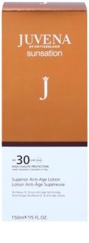 Juvena Sunsation ochranné mléko proti stárnutí pokožky SPF30