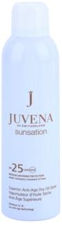 Juvena Sunsation száraz napozó olaj spray formában SPF 25