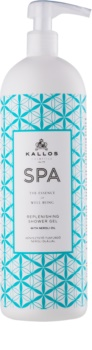 Kallos Spa gel de dus cu efect de hidratare
