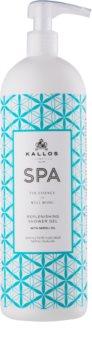 Kallos Spa sprchový gel  s hydratačním účinkem
