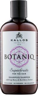 Kallos Botaniq Superfruits sampon fortifiant cu extract de plante