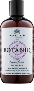 Kallos Botaniq Superfruits Versterkende Shampoo  met Plantaardige Extracten