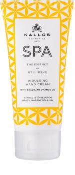 Kallos Spa Hand Cream