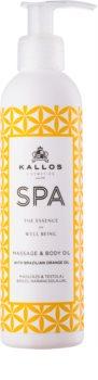 Kallos Spa masažno olje