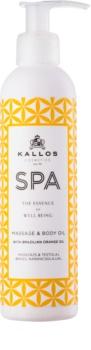 Kallos Spa ulei de masaj