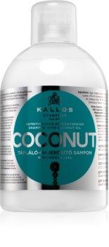 Kallos KJMN Shampoo for Damaged Hair