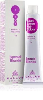 KALLOS KJMN farba na vlasy  0d3225e0781