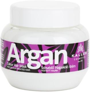 Kallos Argan maska za barvane lase