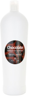 Kallos Chocolate Regenerating Conditioner for Dry and Damaged Hair