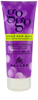 Kallos Gogo Regenerierende Maske für trockenes und beschädigtes Haar