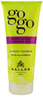 Kallos Gogo osviežujúci sprchový gél