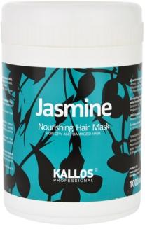 Kallos Jasmine maska pro suché a poškozené vlasy