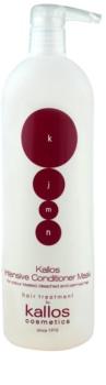 Kallos KJMN intenzivní kondicionér pro barvené vlasy