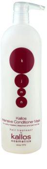 Kallos KJMN intenzívny kondicionér pre farbené vlasy
