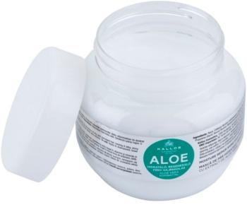 Kallos KJMN hydratační maska s aloe vera
