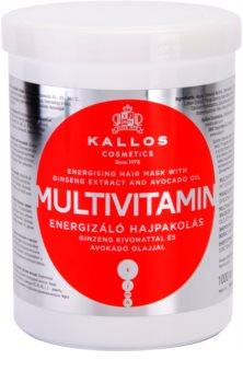 Kallos KJMN masque énergisant cheveux