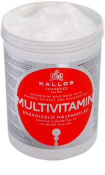 Kallos KJMN mascarilla capilar energizante