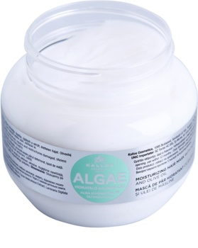 Kallos KJMN Hydraterende Masker met Zeewier en Olijfolie Extract