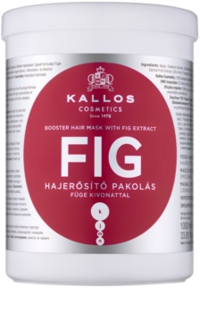 Kallos KJMN mascarilla para cabello débil