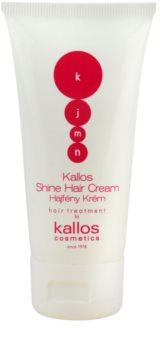 Kallos KJMN crema de par pentru stralucire