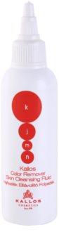 Kallos KJMN odstraňovač farby z pokožky