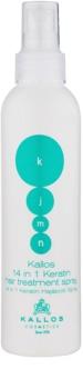 Kallos KJMN tratament leave-in 14 în 1 cu keratina