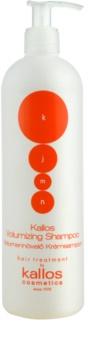Kallos KJMN shampoo volumizzante