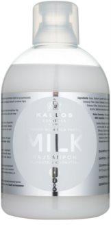 Kallos KJMN Shampoo für trockenes und beschädigtes Haar