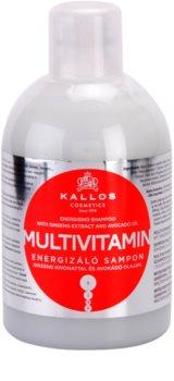 Kallos KJMN energetski šampon