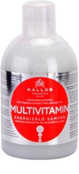 Kallos KJMN shampoing énergisant