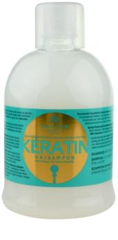 Kallos KJMN шампунь з кератином