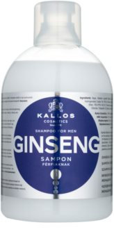 Kallos KJMN champô com ginseng para homens