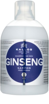 Kallos KJMN Shampoo with Ginseng for Men