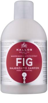 Kallos KJMN šampón pre oslabené vlasy