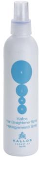 Kallos KJMN spray protector de calor para el cabello