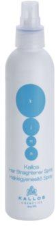 Kallos KJMN Spray For Heat Hairstyling