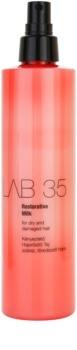 Kallos LAB 35  Kräftigende Haarmilch für trockenes und beschädigtes Haar
