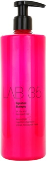 Kallos LAB 35 champô regenerador para cabelo seco a danificado