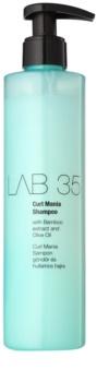 Kallos LAB 35 шампунь для кучерявого волосся
