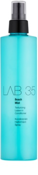 Kallos LAB 35 condicionador sem enxaguar em spray para efeito de praia