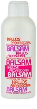 Kallos Nourishing odżywka do włosów suchych i zniszczonych
