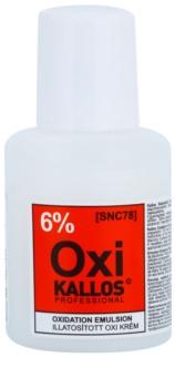 Kallos Oxi peroxid krém 6%