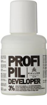 Kallos Profipil aktivačná emulzia pre farbu na obočie a riasy