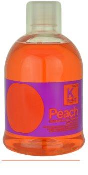 Kallos Hair Care vyživující šampon pro suché a křehké vlasy