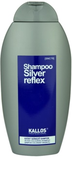 Kallos Silver šampon pro šedivé vlasy