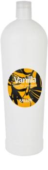 Kallos Vanilla balsam pentru par uscat