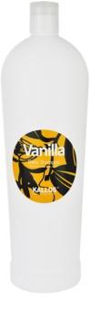 Kallos Vanilla sampon száraz hajra