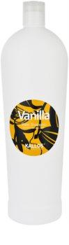 Kallos Vanilla Shampoo For Dry Hair